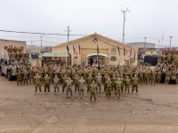 Australian Defence Force Task Group Taji Operation a Success