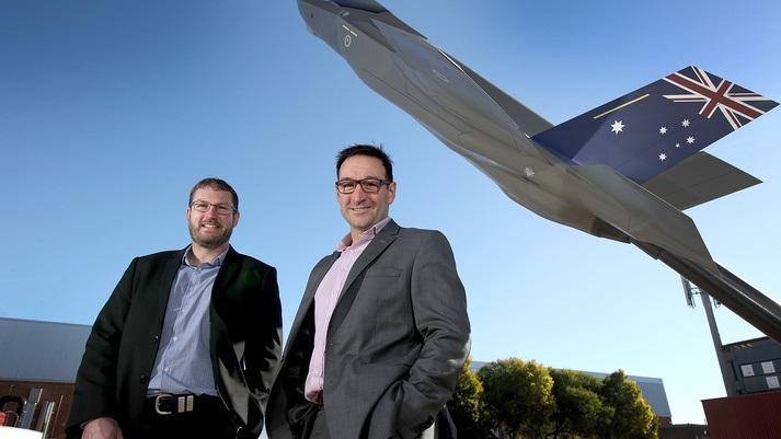 Axiom Precision Manufacturing Win Government Grants for F-35 Fleet