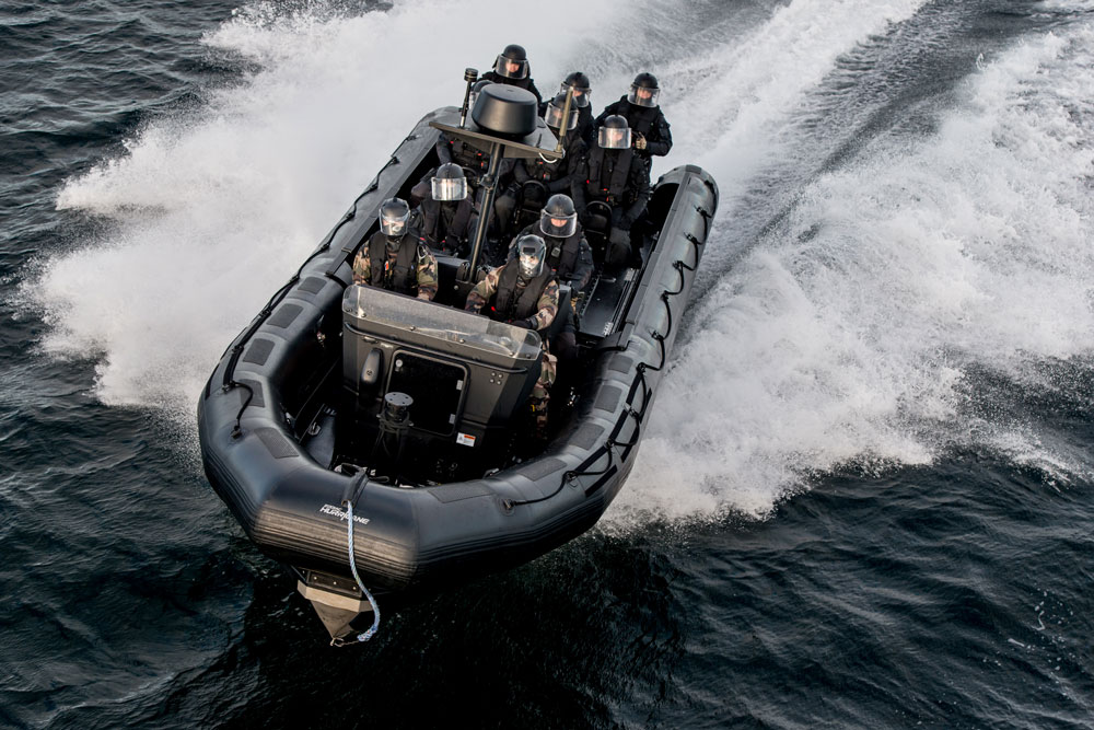 Canada Awards Contract for 30 New Multi Role Boats