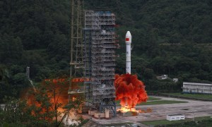 Final Satellite Completes China's BeiDou Global Navigation Network