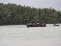 Swedish Navy Tapper-class patrol boat