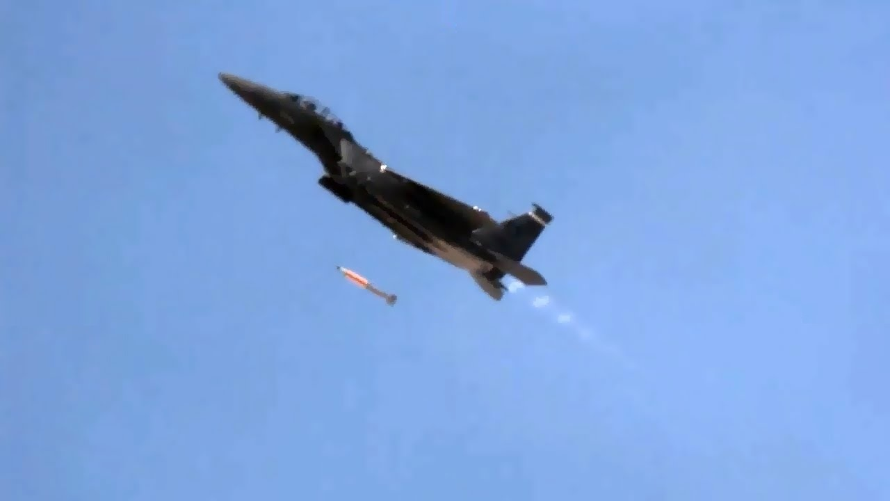 Flight Tests Show B61-12 Nuclear Gravity Bomb Compatible with F-15E Strike Eagle