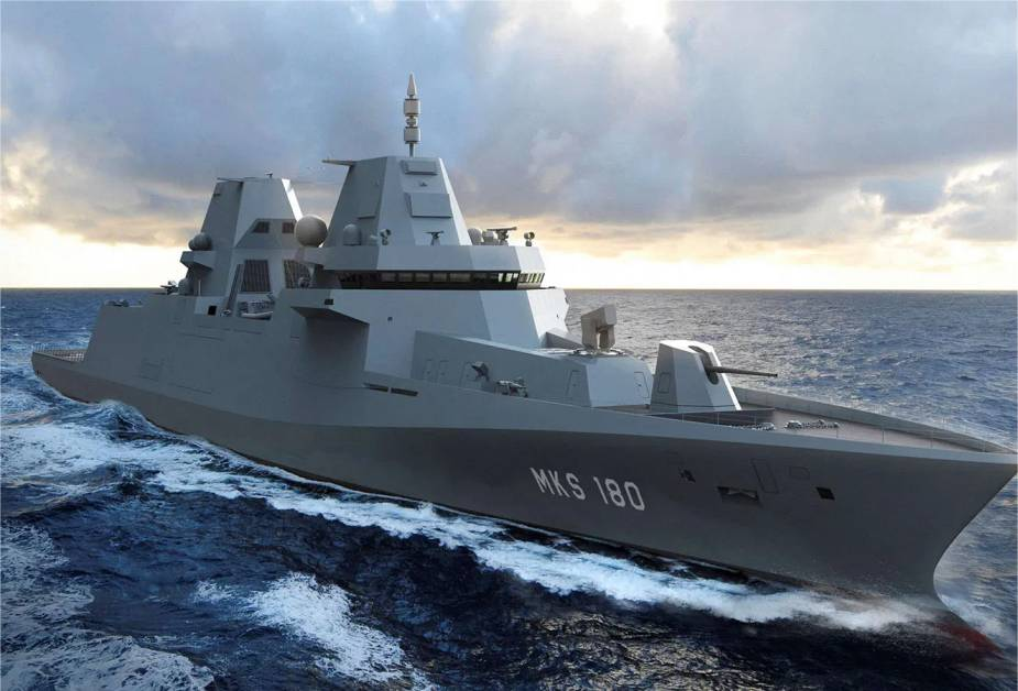 Germany Approves €13 Billion Package for MKS 180 Frigates and Eurofighter AESA Radar