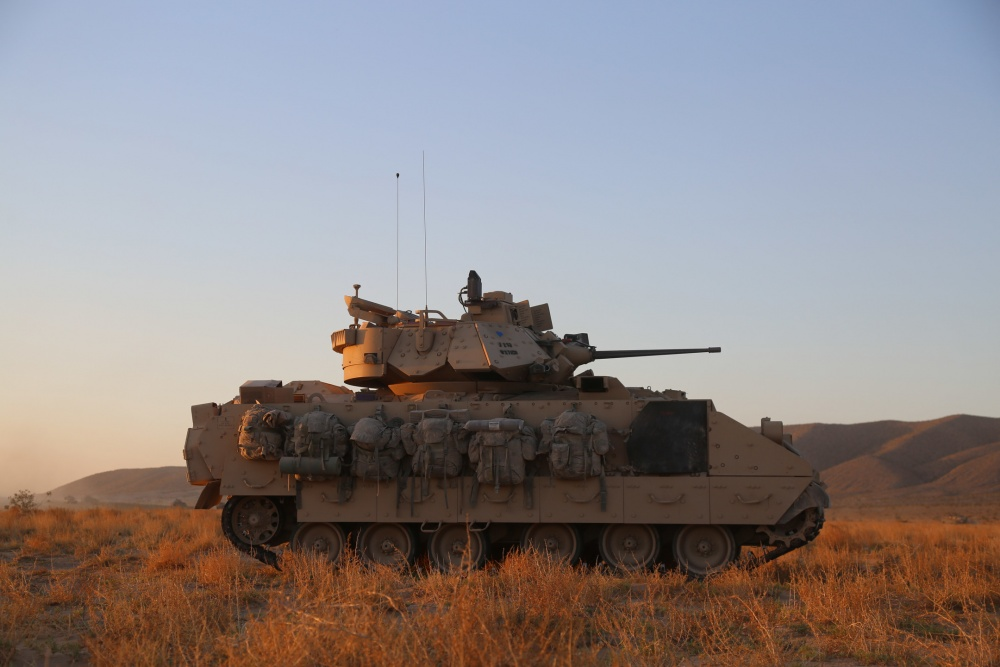 Greece to Receive 350 Bradley M2A2 From US Army Surplus