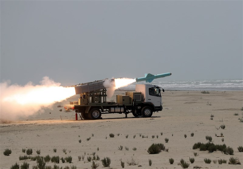 Iran Navy Tests New Naval Missiles in Indian Ocean Exercise