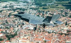 Lockheed Martin F-35A Stealth Multirole Fighter