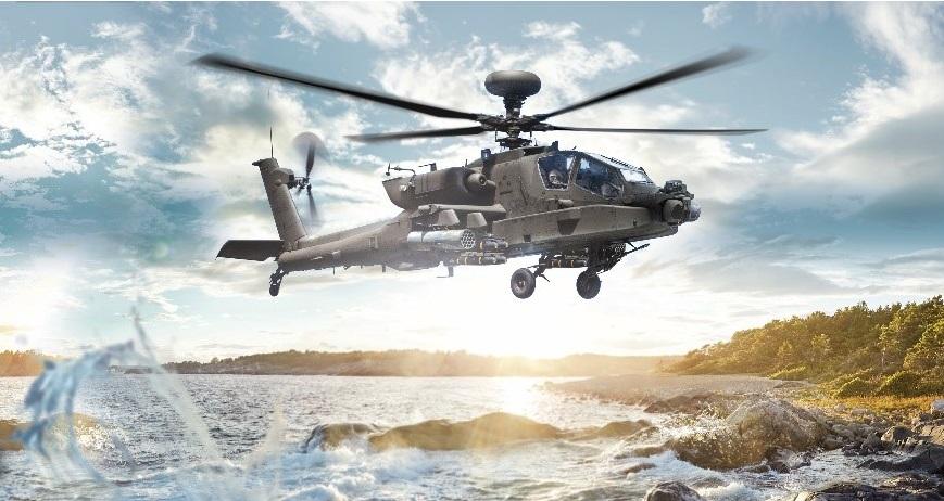 Longbow LLC Delivers its 500th APG-78 Longbow Fire Control Radar (FCR)