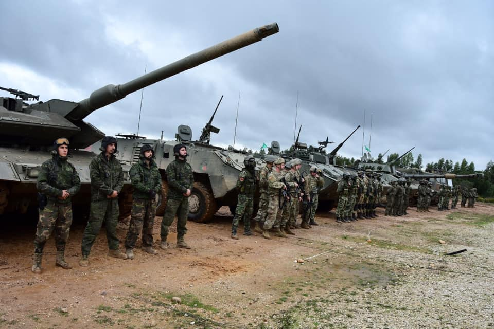 The Portuguese Army (Portuguese: Exército Português) is the land component of the Armed Forces of Portugal and is also its largest branch.