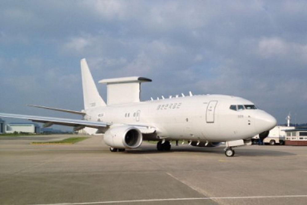 Republic of Korea Air Force Peace Eye aircraft #4 K65750
