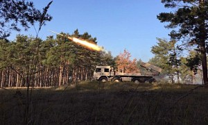 RM-70 Vampire 4D Multiple Rocket Launcher System