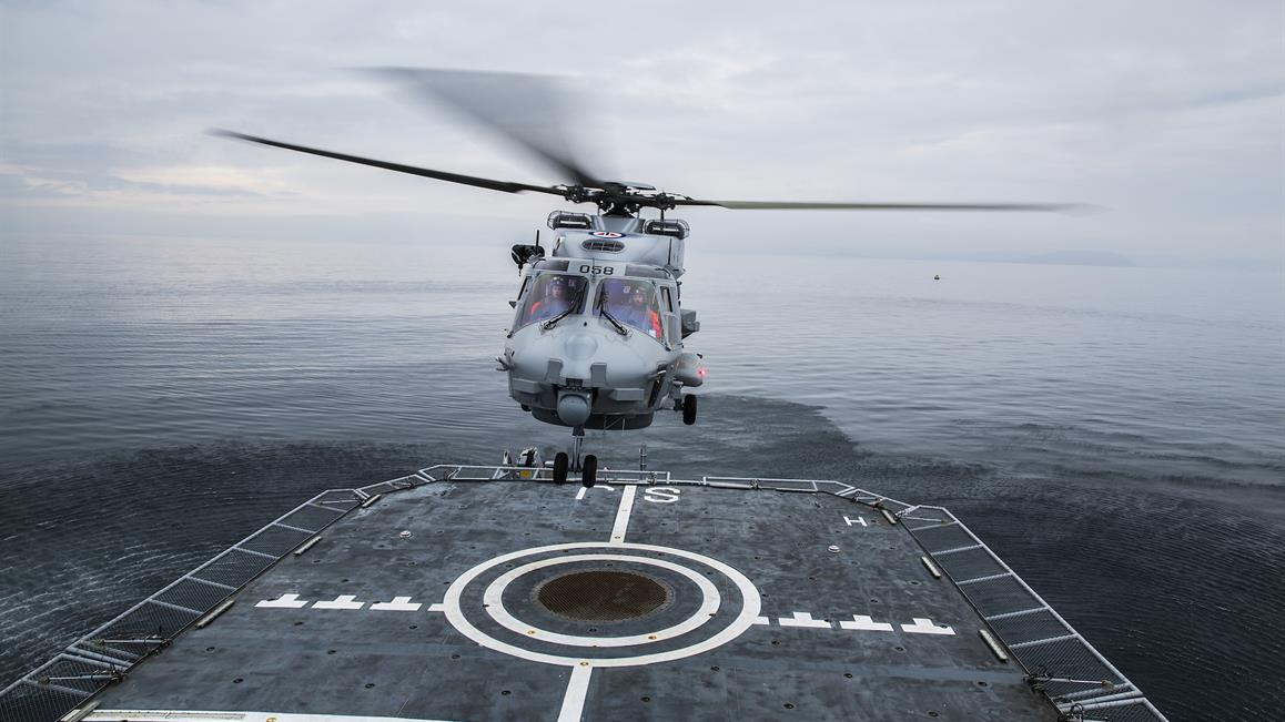 Safran to Support Norwegian and German NH90 Helicopter Engines