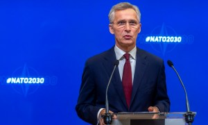 Secretary General Urges NATO Unity Amid Challenges from China and Russia