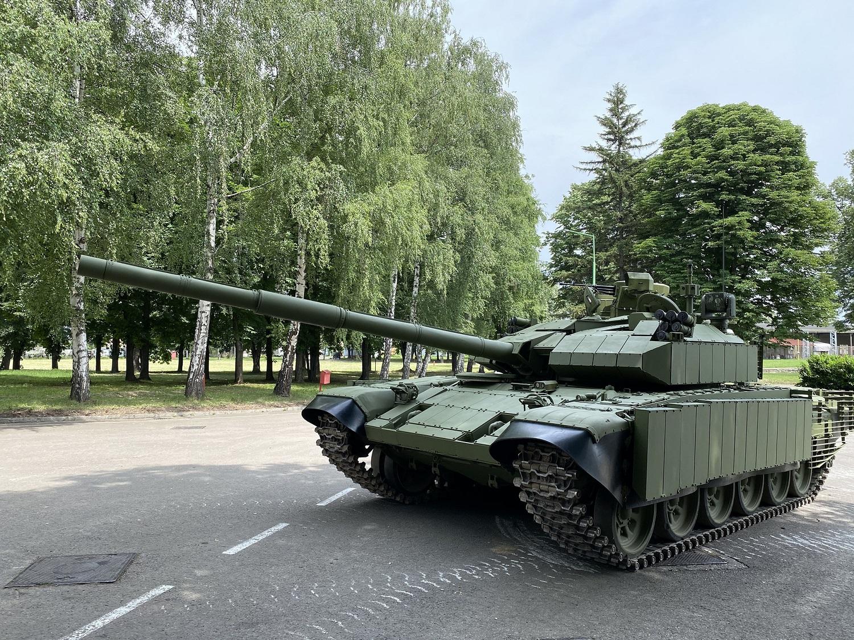 Serbia to Upgrade M-84 Main Battle Tanks