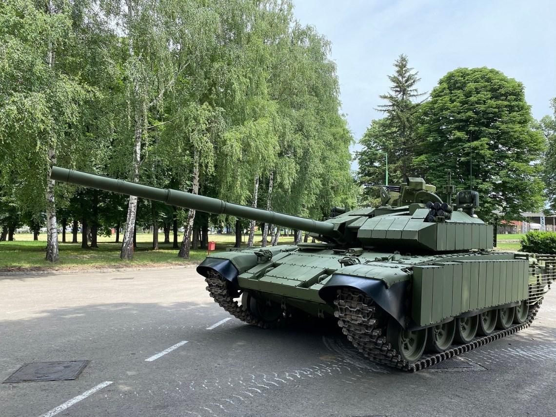 Serbia Army M-84 AS1 Main Battle Tanks