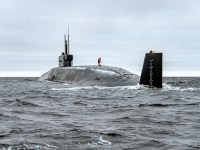 Sevmash Shipyard Deliver Strategic Nuclear-Powered Submarine Knyaz Vladimir to Russian Navy