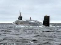 Sevmash Shipyard Deliver Strategic Nuclear-Powered Submarine Knyaz Vladimir to Russian Navy