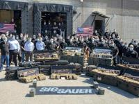 SIG SAUER Next Generation Squad Weapons (NGSW)