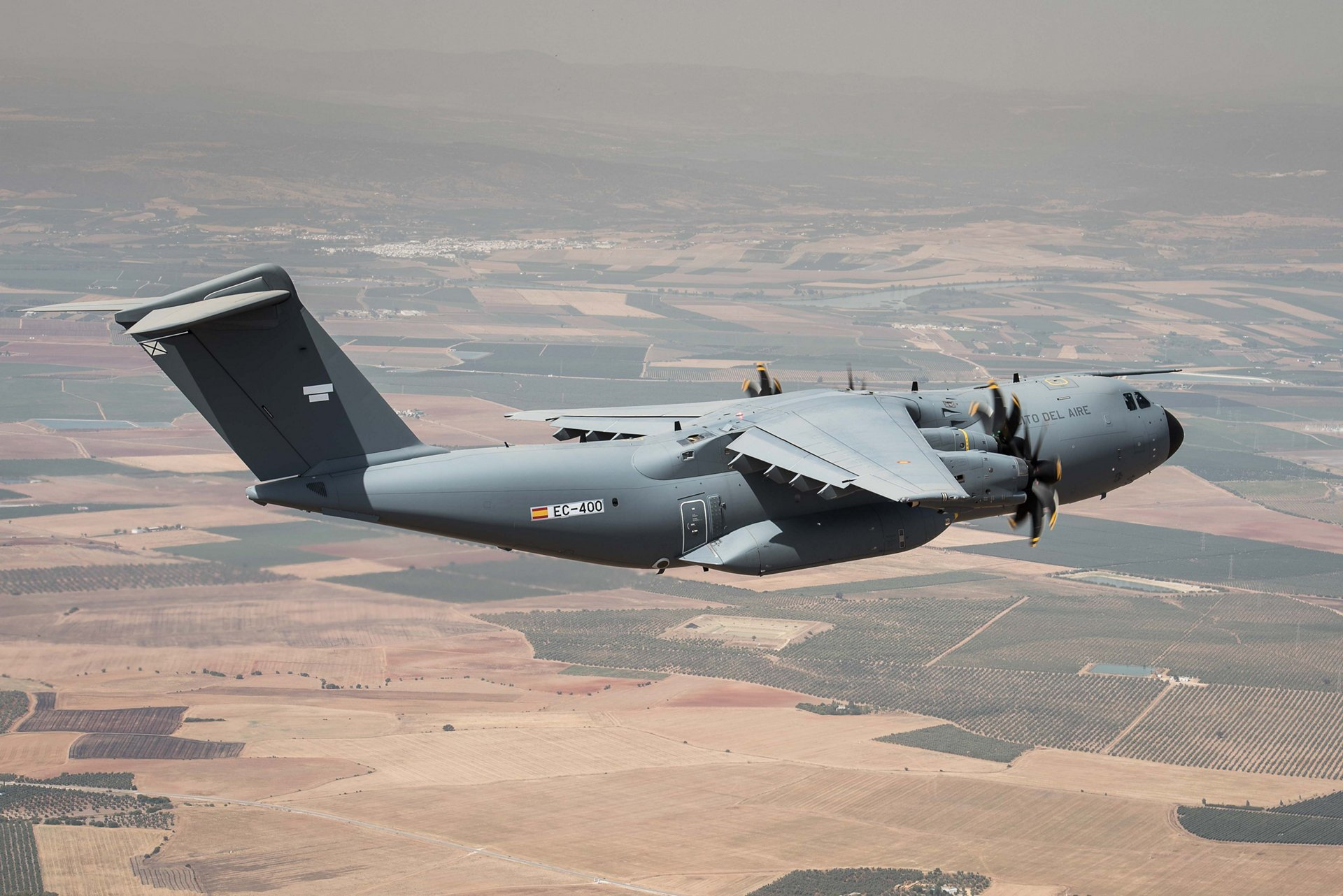 Spain Air Force Airbus A400M Atlas