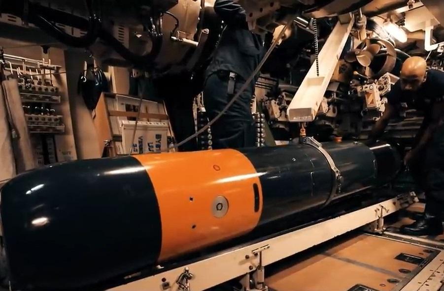 Saab Lightweight Torpedo