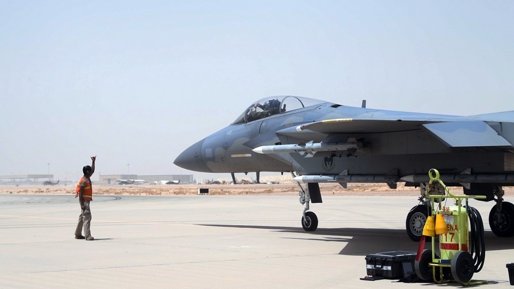 US Air Force F-15C ICTs Make a Comeback
