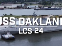US Navy Accepts Delivery of Future USS Oakland (LCS 24)