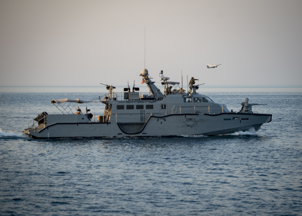 US State Department Clears $600 Million Sale of Mark VI Patrol Boats to Ukraine