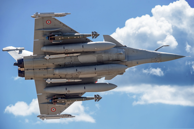 Dassault Rafale F4 Standard Aircraft