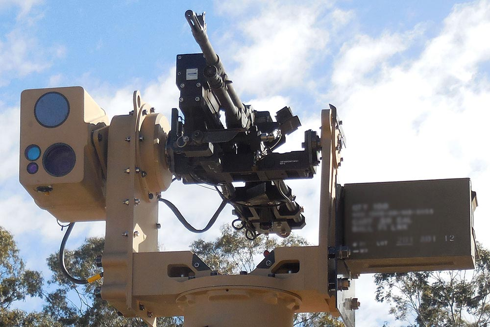 AustraliaAustralian Army Bushmaster and Hawkei to Receive 251 new Remote Weapon Stations