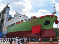 China Launches Shiyan-6 Research Vessel for South China Sea Exploration