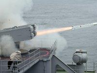 Evolved Sea Sparrow Missile (ESSM) Block 2 Anti-Air Missile
