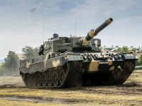 Hungarian Armed Forces Leopard 2A4HU Main Battle Tank