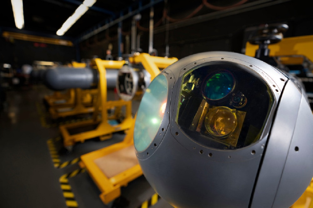 Northrop Grumman LITENING Targeting Pods
