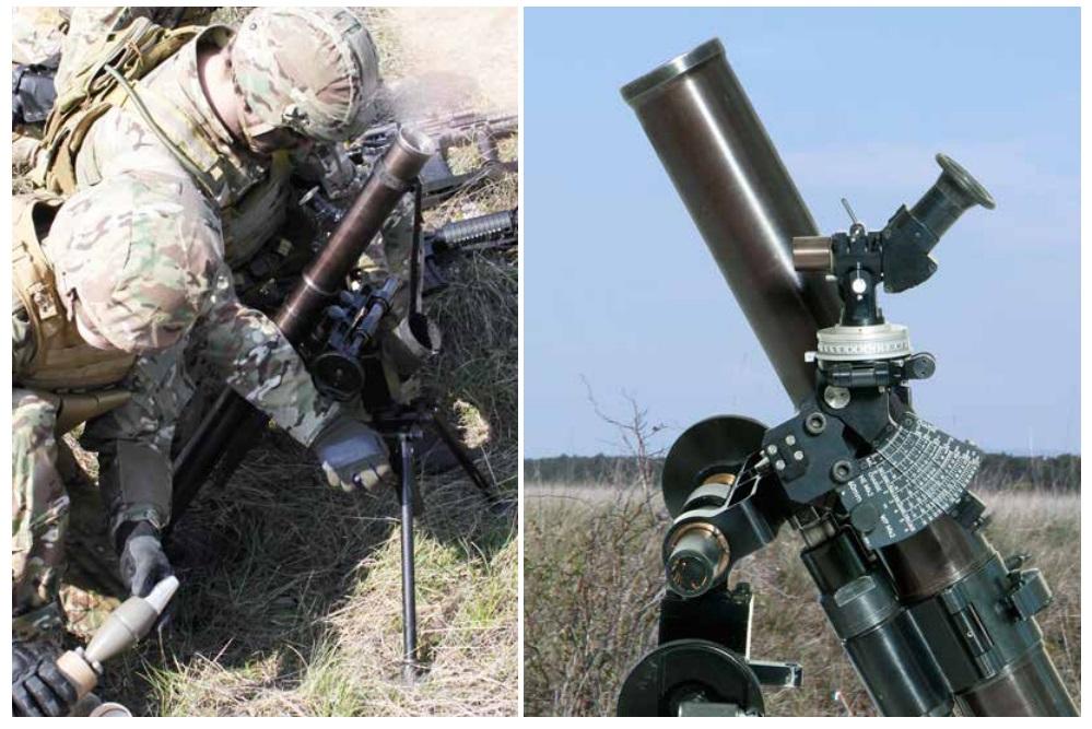 Hirtenberger 60mm Mortar Systems
