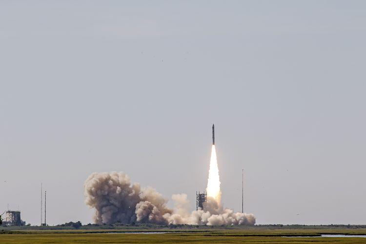 Northrop Grumman Successfully Launches Minotaur IV Rocket for NRO