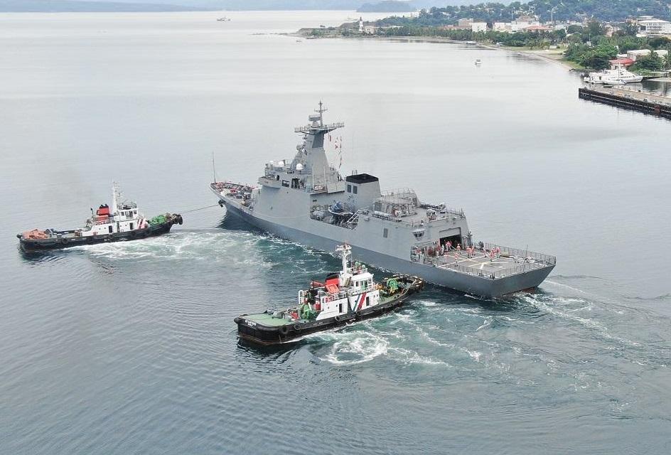 Philippine Navy BRP Jose Rizal to Join RIMPAC 2020