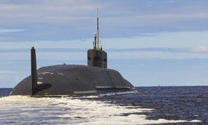 Russian Nuclear-Powered Submarine Knyaz Vladimir Deployed in Northern Fleet