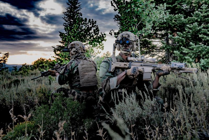Two NATO Countries Choose the Safran E-NYX Night Vision Goggles