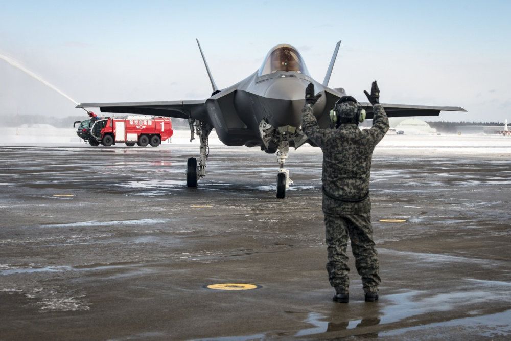US Clears $23 Billion Sale of 63 F-35As and 42 F-35Bs to Japan