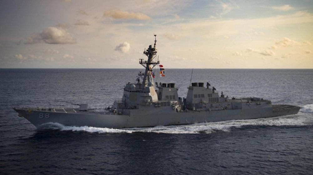 BAE Wins $103 Million to Modernize Destroyer USS Preble (DDG 88)