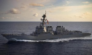BAE Wins $103 Million to Modernize Destroyer USS Preble (DDG 88)