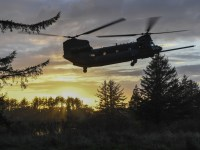 Boeing Receives $265 Million MH-47G Block II Chinook Helicopter Order from U.S. Army Special Operations