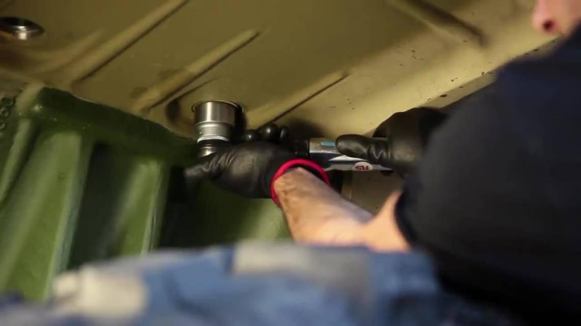 Boxer 8x8 Mission Module Change Out