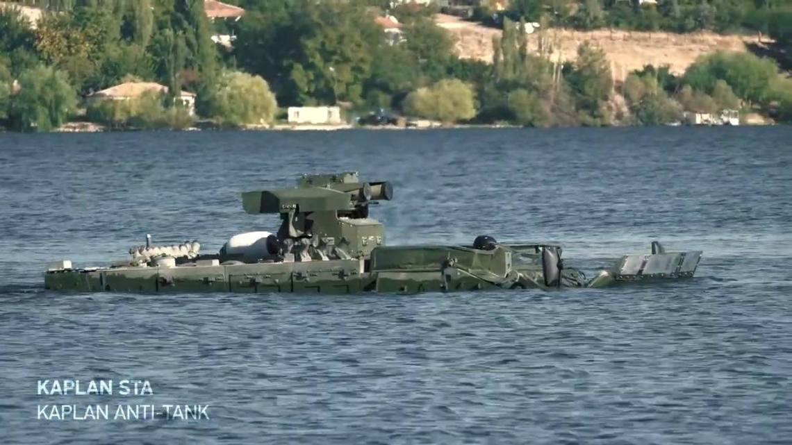 FNSS Kaplan Anti-Tank
