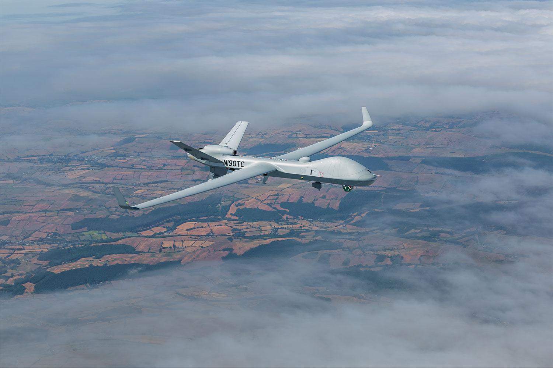 General Atomics Aeronautical Systems Inc