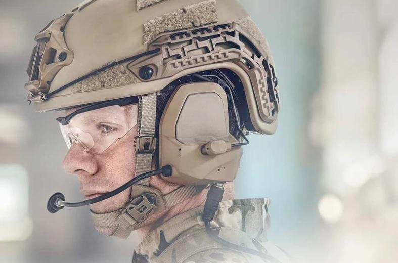 Batlskin Caiman® Special Forces helmet system