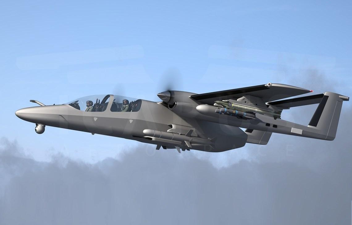 Icarus Aerospace Introduced TAV (Tactical Air Vehicle)