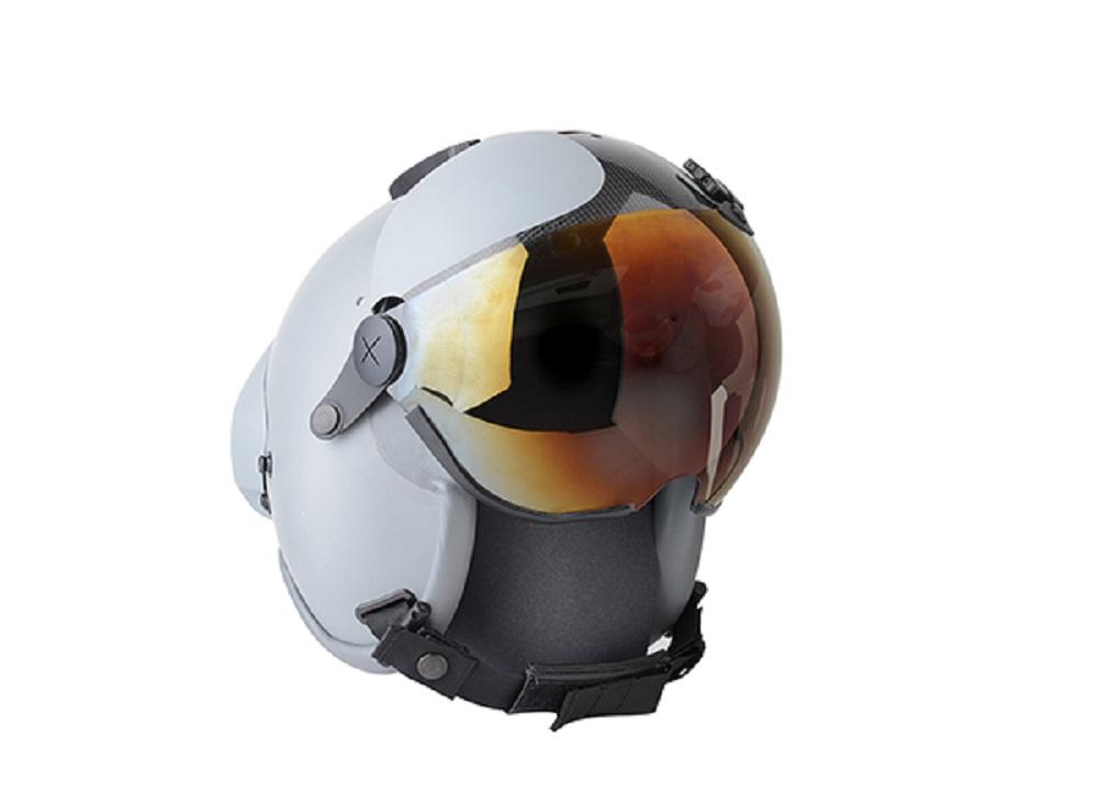 Joint Helmet Mounted Cueing System (JHMCS) II Undergoes Flight Testing Aboard Lockheed Martin F-16V