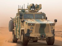 BMC Delivers Vuran Mine-Resistant Ambush Protected (MRAP) for Turkish Armed Forces