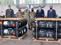 Lithuanian Armed Forces Receives New Batch of Javelin Anti-Tank Missile Systems
