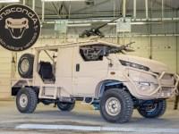 Netherlands Marine Corps DMV Anaconda Off-road Vehicles
